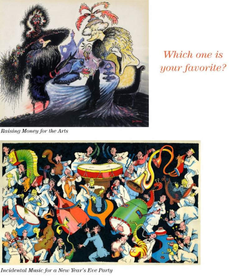 Dr. Seuss Canvas Giveaway
