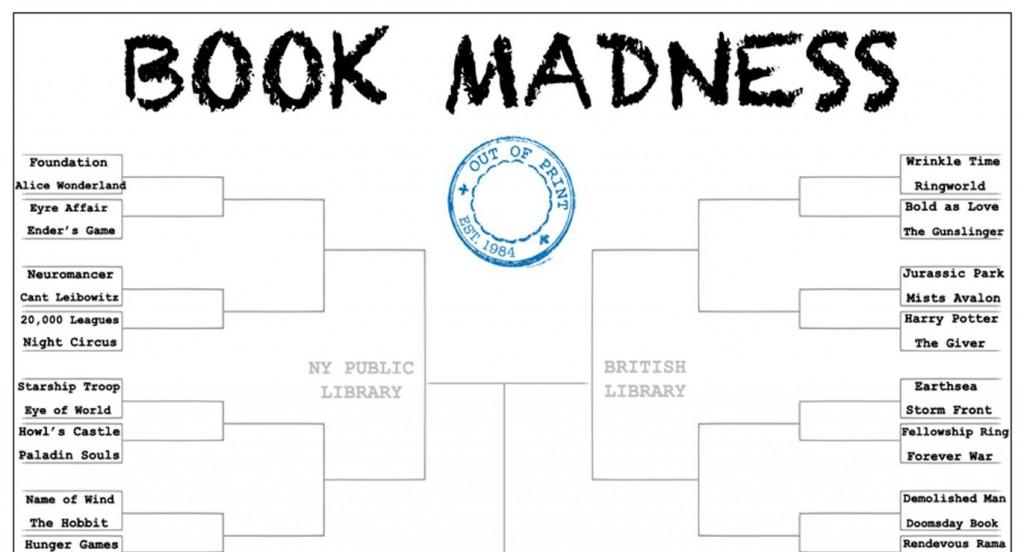 Book Madness $500 Prize