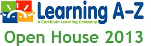 LearningAZOpenHouse2013