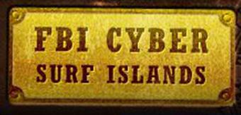 Image result for fbi cyber island logo