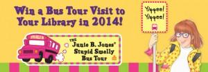JunieBJonesLibraryTour2014