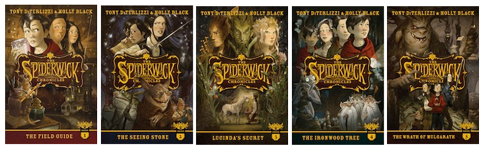 The Spiderwick Chronicles Giveaway