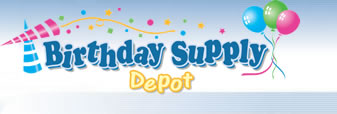 Birthday Supply Depot Deluxe Party Pack Giveaway Aug 2013
