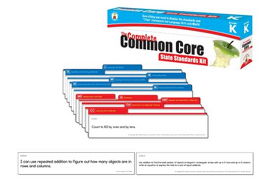 Common Core Pocket Cards