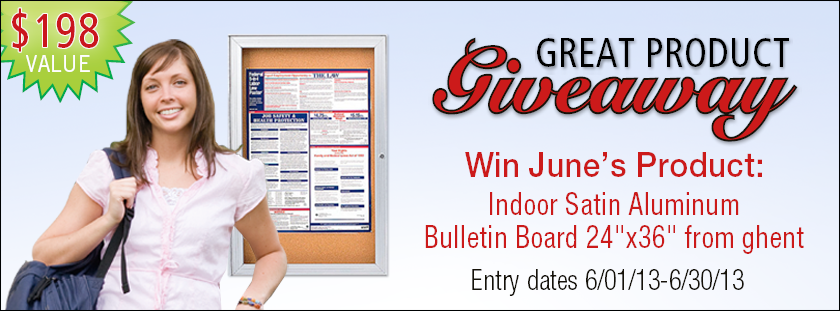 Dallas Midwest June Great Product Giveaway
