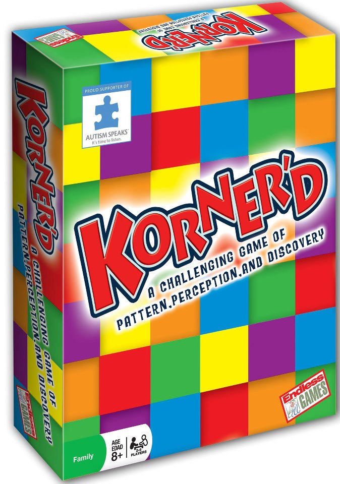 Win Korner'd from Endless Games