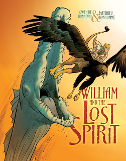 William and the Lost Spirit Giveaway