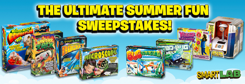 Ultimate Summer Fun Sweepstakes!