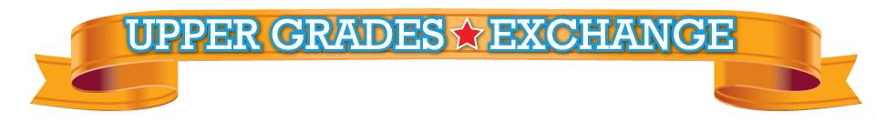 Upper Grades Exchange Giveaway (X 6/11/13)