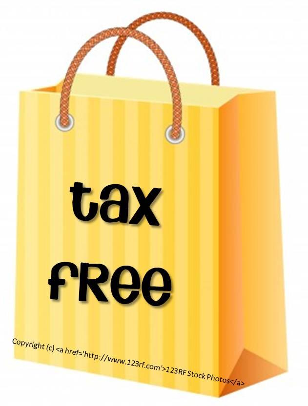 TaxFreeShoppingBag