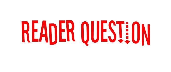 ReaderQuestion