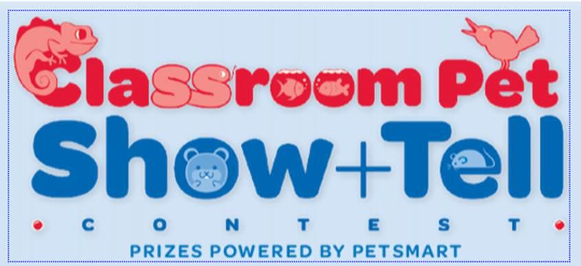 @Scholastic & @PetSmart Classroom Pet Show & Tell (X 10/15/13)
