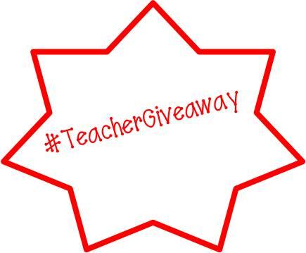 #TeacherGiveaway