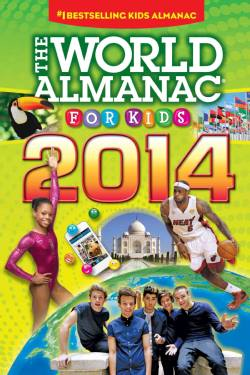 World Almanac for Kids Giveaway
