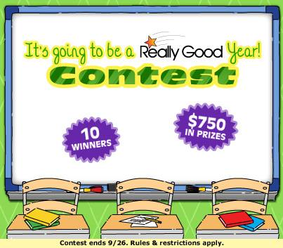 @ReallyGoodStuff Contest