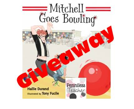 ChildrensBookReviewMitchellGoes Bowling