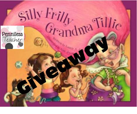 ChildrensBookReviewSillyFrillyGrandmaTillie
