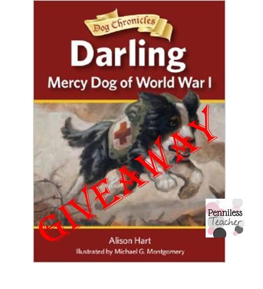 DarlingMercyDogOfWWI
