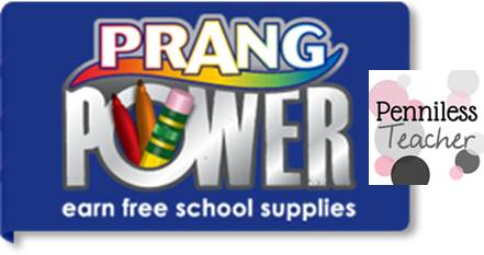 Prang Power = FREE School Supplies