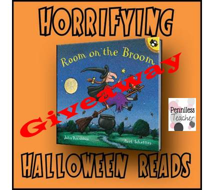 Penguin Kids' Week of Horrifying Halloween Giveaways
