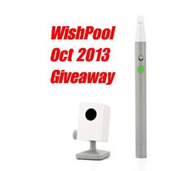Oct 2013 WishPool @IPEVO