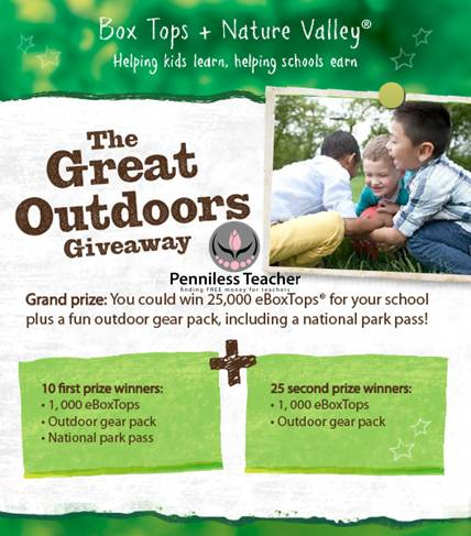 @BTFE The Great Outdoors Giveaway (X 2/16/14)