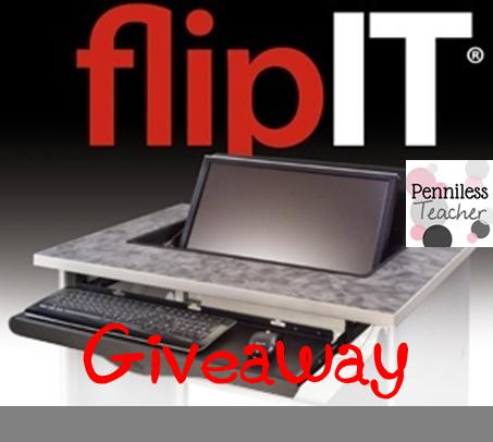 @SMARTdesks_CBT FlipIT #Giveaway (X 11/24/13)