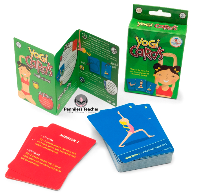 YogiCards