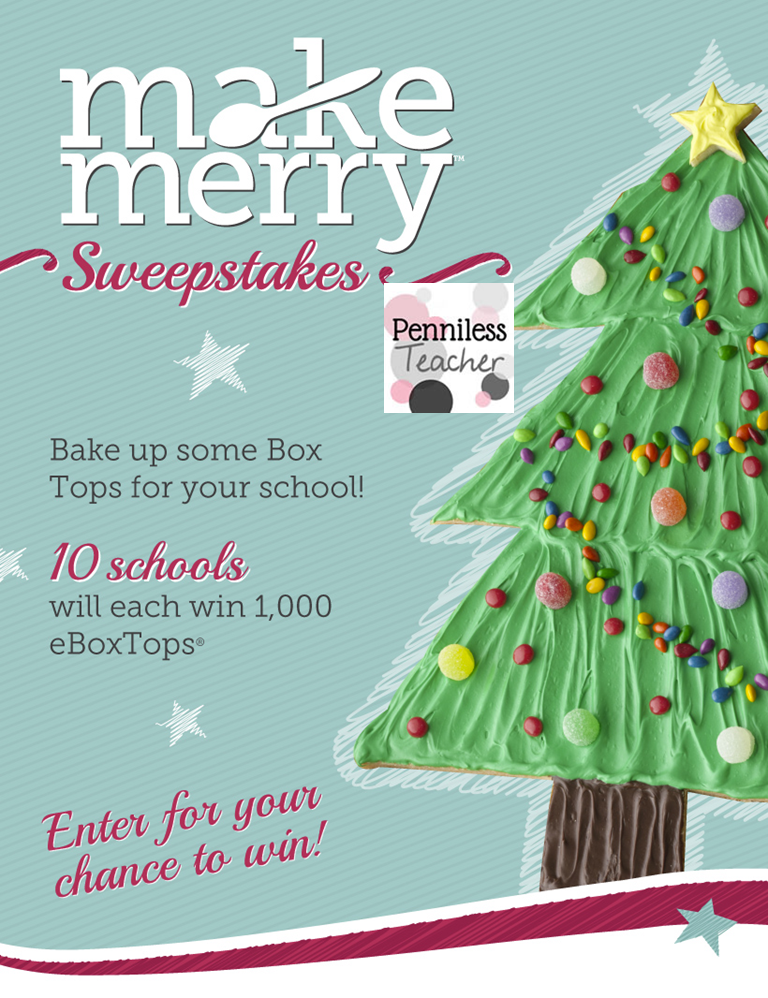 Make Merry #Sweepstakes @BTFE