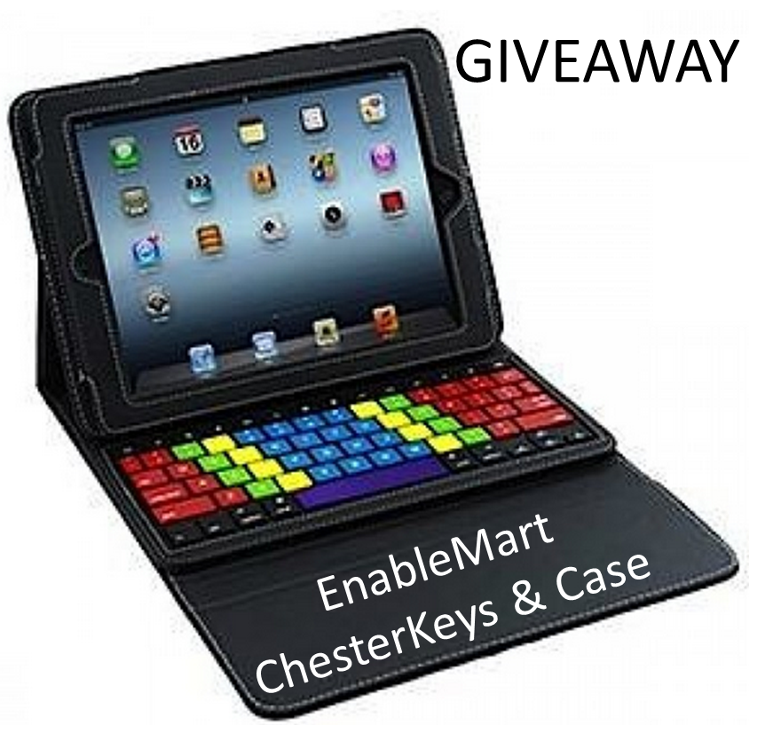 @EnableMart ChesterKeys #Review & #Giveaway