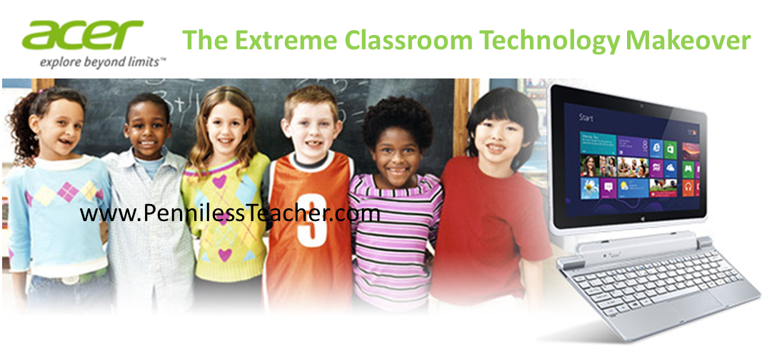 AcerExtremeClassroomTechnologyMakeover2014