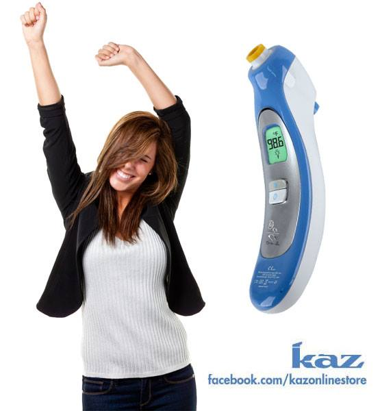 Kaz.comEarThermometerGiveaway