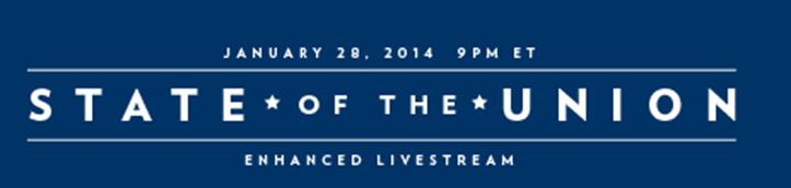 Be a Part of the Presidential #SOTU Address