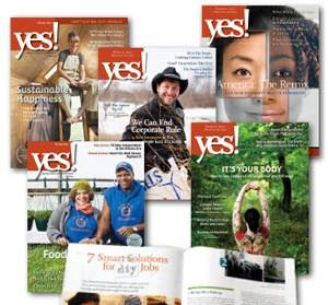 FREE Subscription to YES! Magazine