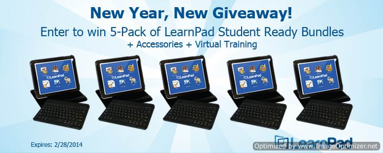 @EdResources1985 LearnPad #Giveaway
