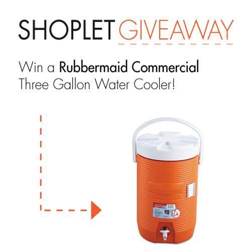 Water Cooler #TeacherGiveaway @Shoplet