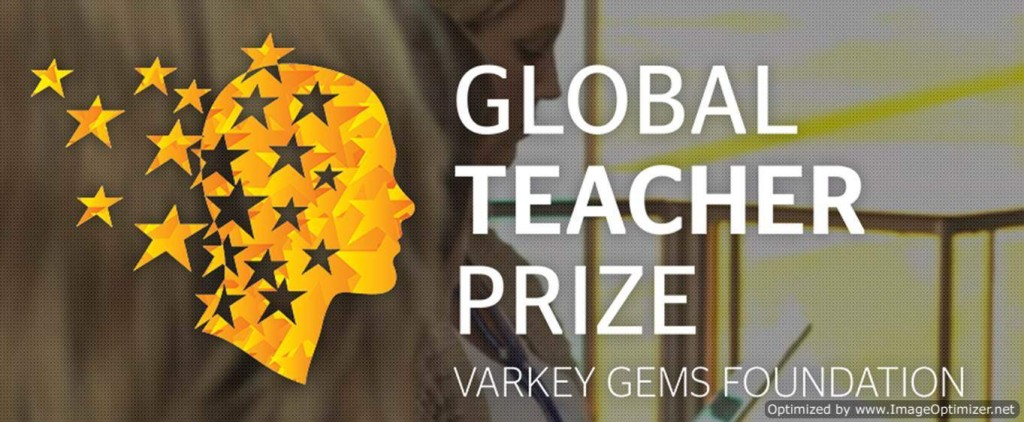 1 Teacher, $1 Million #TeacherPrize