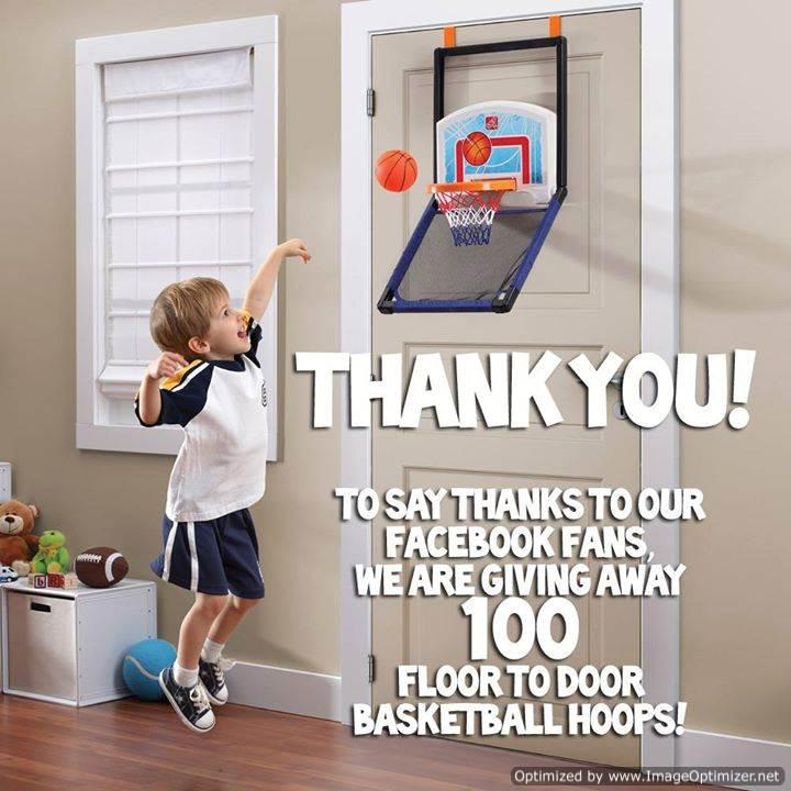 Basketball Hoop #ClassroomGiveaway