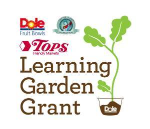 Tops Friendly Market Learning Garden Grant (X 5/3/14)