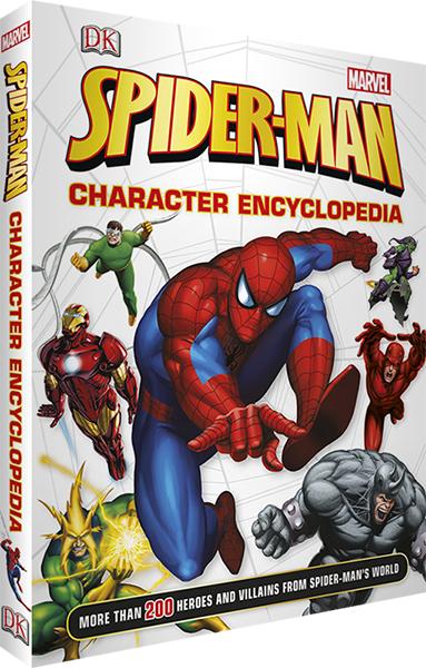 @DKPublishing Spider-Man Encyclopedia #Giveaway (X 5/1/14)