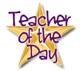 @Education_World Teacher of the Day