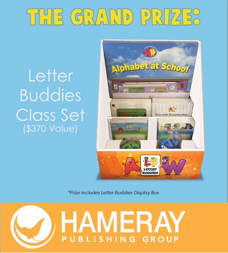HamerayLetterBuddiesGiveaway4.30.14