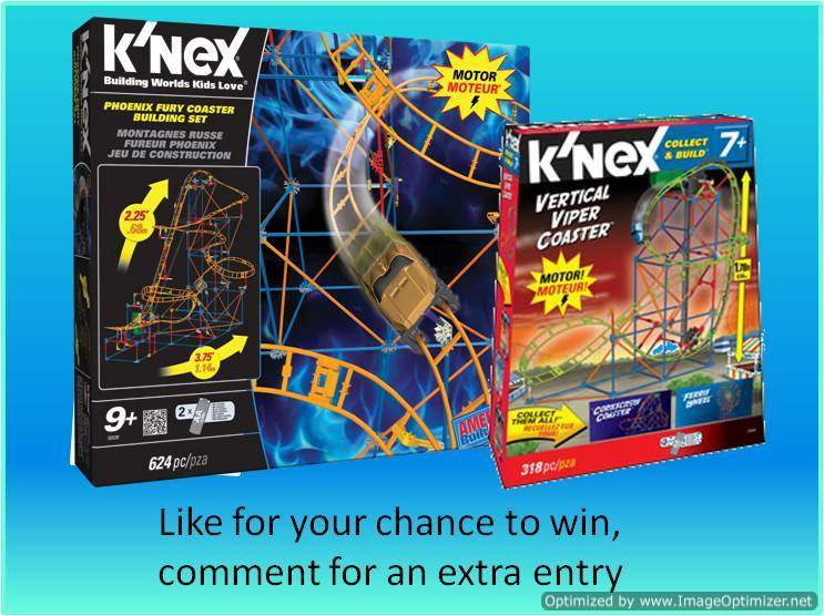 @KNEX Science #Giveaway (X 5/2/14)