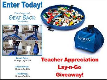 @SeatSack #TeacherAppreciation