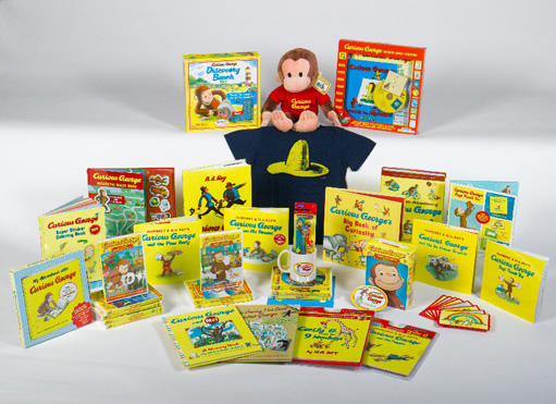 @HMHCO Curious George Sweepstakes