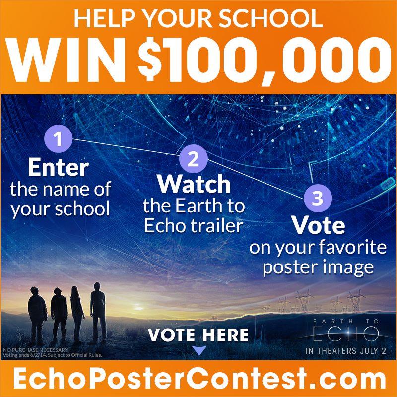 EarthtoEcho100000Giveaway5.6.14