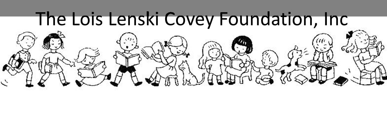 LoisLenskiCoveyFoundationGrant