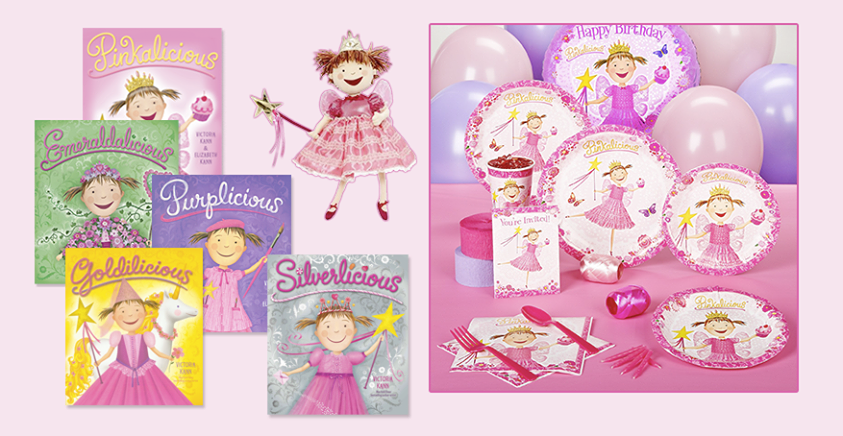 @Pinkalicious New Book Sweepstakes