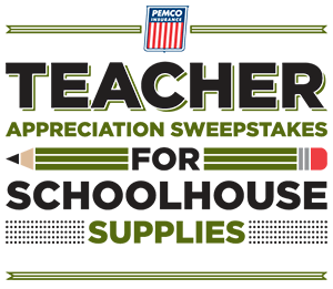 Schoolhouse Supplies Teacher Appreciation Sweepstakes (X 5/30/14)