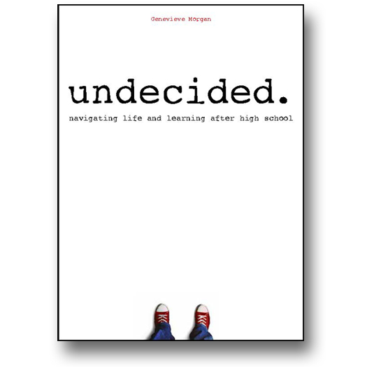 @ZestBooks Undecided Giveaway (X 5/31/14)